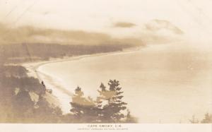 RP; CAPE BRETON , Nova Scotia , Canada , 1930s-40s; Cape Smoky