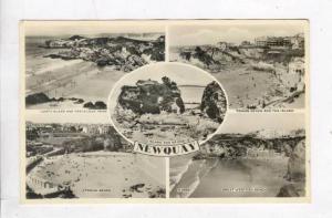 Newquay, UK, PU-1961, 5-view postcard