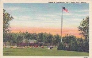 Indiana South Bead Scene In Pottawatomi Park