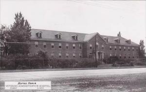 Illinois Downey Nurses Home Veterans Administration Hospital Real Photo RPPC