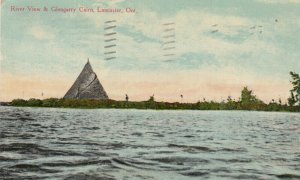 LANCASTER , Ontario , 1909 ; River View & Glengarry Cairn