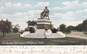 P. T. Barnum Monument, Bridgeport, Connecticut, PU-1907