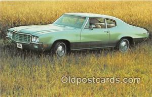 Redlands, CA, USA Postcard Post Card 1970 Buick Skylark 2 Door Coupe