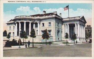 Memorial Continental Hall Washington D C