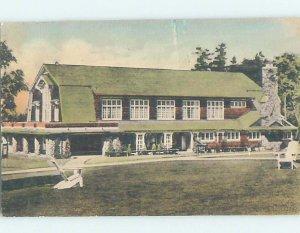 1940's CASINO BUILDING Mount Pocono Pines by Tannersville Stroudsburg PA AE2441