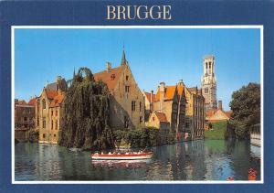 Belgium Brugge The Quai du Rosaire Rozenkranzkai