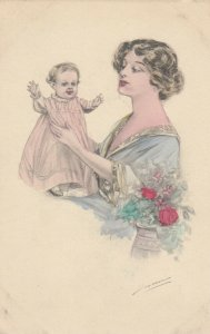 Mother & Baby portrait , 00-10s ; #2