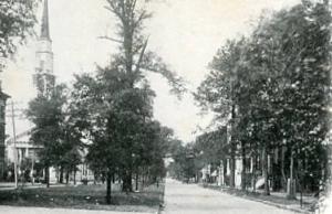 GA- Savannah- Oglethorpe Ave.