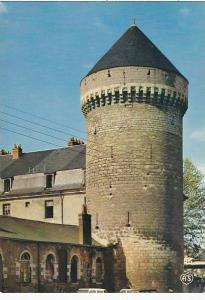 France Tours Vestiges de l'ancien Chateau