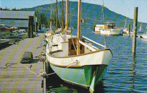 Canada Maple Bay Marina Vancouver Island British Columbia