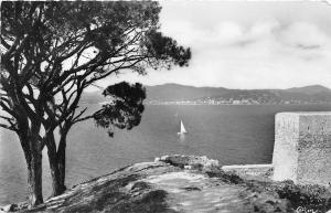 BR10726 Saint Tropez Point du vue sur Ste Maxime    france