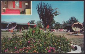 Skyway Court,Evansville,IN Postcard BIN