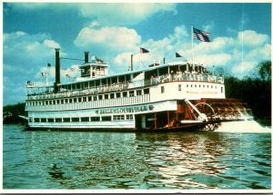 Paddle Wheeler Belle Of Louisville