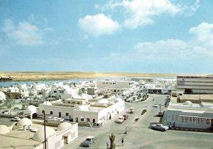 El Aaiun Western Sahara Postcard