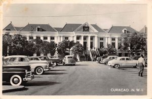 Municipal Building Curacao, Netherlands Antilles Postal used unknown