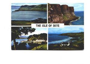 Uig Village, Kilt Rocks, Portree Harbour, Staffin Bay, Isle of Skye