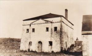 Block House Old Fort Niagara New York Real Photo
