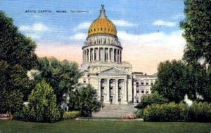 Capitol Building - Boise, Idaho ID