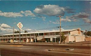Postcard Motel 6 of Las Cruces, NM