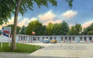 Mirkie D. Motel Westfield MA Unused