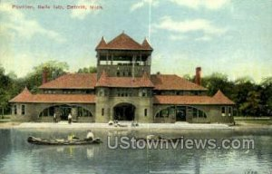 Pavilion, Belle Isle in Detroit, Michigan