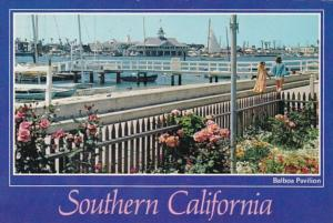 California Balboa Pavilion from Balboa Island