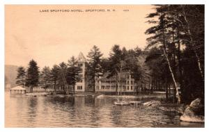 New Hampshire Spofford , Lake Spofford Hotel