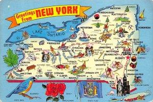 Greetings From New York City, New York NY