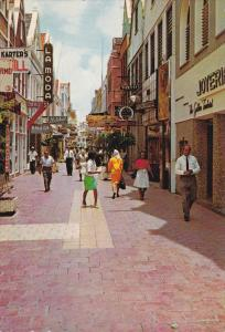 Curacao , Willemstad , Heerenstraat (Shopping Centre) , N.A. , 50-70s