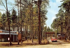 Belgium Domein Hengelhoef Houthalen Ingang Camping Auto Car