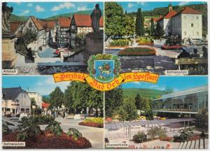 Germany, Bad Orb im Spessart, 1972 used Postcard