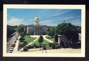 Concord, New Hampshire/NH Postcard, Capitol Building