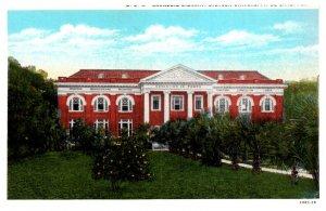 Florida  DeLand   D L II Carnegie Library Stetson University