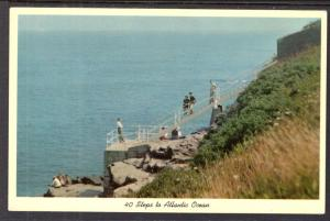 40 Steps to the Atlantic,Cliff Walk,Newport,RI