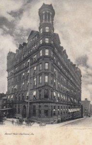 BALTIMORE , Maryland , 1901-07 ; Rennert Hotel