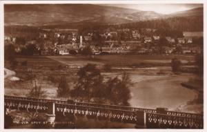 RP; River Spey, Kingussie, Scotland, United Kingdom, 20-30s