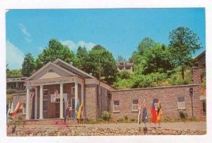The World Methodist Council Building At Lake Junaluska, North Carolina, 1940-...