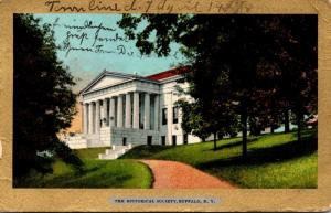 New York Buffalo The Historical Society 1907