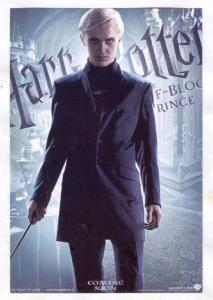 HARRY POTTER and the Half Blood Prince Adevertising postcard, 2009 #21