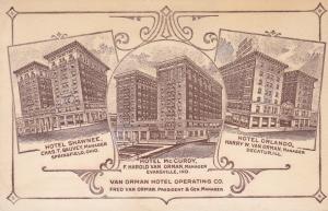 Van Orman Hotel Operating Company , 00-10s