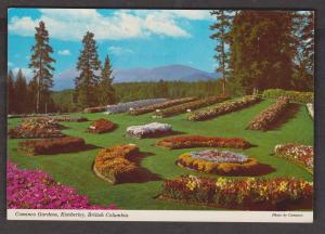 Cominco Gardens, Kimberley, BC - Unused c1965
