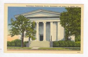 Government Presbyterian Church,Mobile,Alabama,30-40s