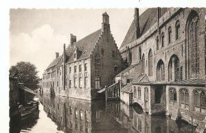 Postal 036374 : Bruges. St. John Hospital