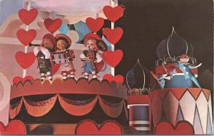 Disney World, It's a Small World European Children 1972