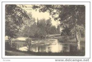 Peaceful Scene On River, Loiret, France, 00-10s