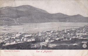 Argostoli, island of Kefalonia,  Ionian Islands, Greece , PU-1905