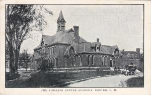 EXETER, New Hampshire, PU-1913; The Phillips Exeter Academy