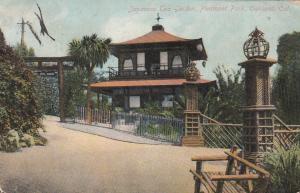 Japanese Tea Garden, Piedmont Park, OAKLAND, California, PU-1910