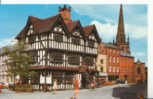 Herefordshire Postcard - The Old House - Hereford - Ref 6819A
