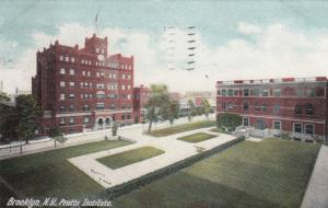 BROOKLYN, New York, PU-1905; Pratts Institute